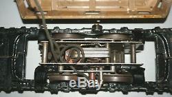 1926 Ives Standard Gauge 3236 Locomotive & 170/171/172 Passenger Cars Train Set