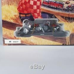 2001 Athearn Case IH HO Scale Train Set With Locomotive And Cars SEALED! RARE