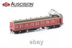 Auscision (VPS-17) Victorian Tait Suburban Passenger Train 4 Car Set HO Scale