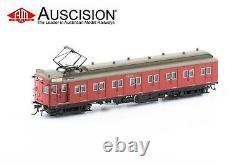 Auscision (VPS-19) Victorian Tait Suburban Passenger Train 4 Car Set HO Scale