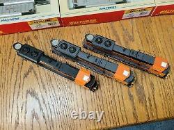 BNSF Coal Train 3 SD70ACe's and 18 Bethgon (withcoal loads) cars Tsunami DCC/Sound