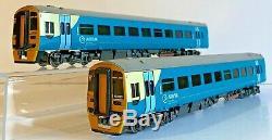 Bachmann 00 Gauge 31-511 Class 158 2 Car Dmu'arriva Trains Wales' Boxed