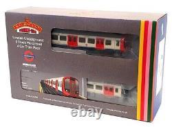 Bachmann 1/76 00 Scale 35-990 S Stock Motorised 4 Car Train London Underground
