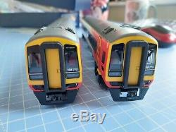 Bachmann 31-518 Class 158 2 Car DMU 158773 East Midlands Trains DCC Fitted 1