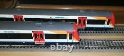 Bachmann 32-452A 2 car Class 170 Turbostar DMU South West Trains boxed + papers