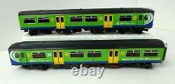 Bachmann 32-926 Class 150/1 2 Car DMU 150125 Central Trains Green DCC ready(2)