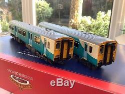 Bachmann 32-935 Arriva Trains Wales Class 150 2 Car DMU 150256