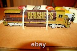 Bachmann HO Scale 1993 Hershey's Train Car Set with Locomotive NEW Vintage NOS
