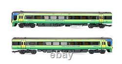 Bachmann'oo' Gauge 31-504a Class 158'central Trains' 2 Car Dmu