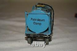 Bing 9176 Prewar Train Tin Toy O Gauge Petrol Petroleum Car Hand Painted RARE