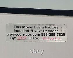 Con-Cor HO Electroliner North Shore 4 Car Set 008719 Train #2 in Box DCC Decoder