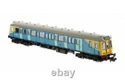 Dapol 2D-009-004, N gauge, Class 121 single car DMU 55032 Arriva Trains