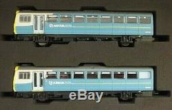 Dapol N Gauge ND116D Class 142 Pacer 2 Car DMU Arriva Trains Wales