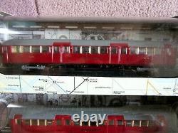 EFE Tube train 4 car set 1938 Stock OO gauge Northern Line Non motorised