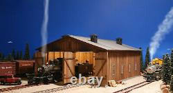 G SCALE LOCOMOTIVE BUILDING FOR USE w LGB ACCUCRAFT MTH USA TRAIN TRACK & CARS