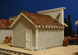 G SCALE TRAIN BUILDING FOR USE w LGB ACCUCRAFT MTH USA TRACK CARS & LOCOMOTIVES