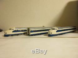 HO Brass Katsumi Vintage Original Japanese Bullet Train Kodama 3-Car Set F/P