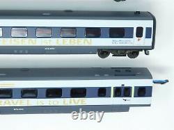 HO Scale Heljan 6067 H. C. Anderson DSB Danish IC-3 3-Car Diesel Passenger Train