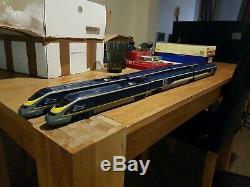 HORNBY EUROSTAR CLASS 373 6 CAR ELECTRIC TRAIN OO Gauge DCC Ready