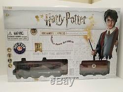 Harry Potter LIONEL LARGE SCALE HOGWARTS EXPRESS PASSENGER TRAIN SET 7-11960