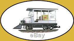Hartland Locomotive Works Waddlin Goslin Rail Car G Scale Trains 09211 NEW
