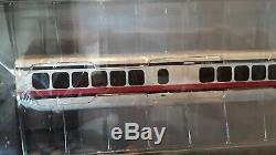 Ho Scale Turbotrain Amtrak Rapido Trains Inc. Never Run 3 Cars DCC Remote Cont