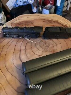 Ho athearn Train Box Car Caboose Tyco Steam Locomotive Diesel Santa Pacific Lot