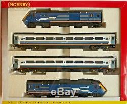 Hornby 00 Gauge R2376 Midland Mainline High Speed Train 125 Hst 4 Car Pack