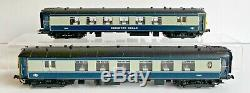 Hornby 00 Gauge R2988 Brighton Belle 1969 Train Pack Blue/grey 2 Car Boxed