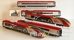 Hornby 00 Gauge Virgin Trains Alstom Pendolino 5 Car Emu Unboxed DCC Ready