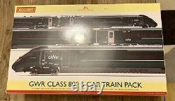 Hornby Class 800 GWR 5 Car Train Pack DCC Ready Boxed R3514 OO Gauge Railway