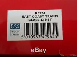 Hornby East Coast Trains Hst 125 Class 43 R 2964 Bo-bo Power Car'craigentinny