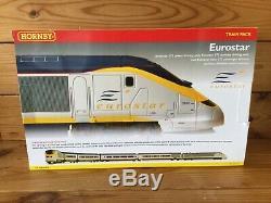 Hornby Eurostar 373 6 Car Train Pack R2379 Superb Condition