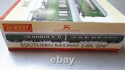 Hornby OO gauge 2 BIL two car EMU Southern Railway 2041 train pack R31614