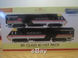 Hornby R3602tts br class 43HST train pack with valenta engine sound in both cars