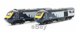 Hornby R3698 Scotrail Class 43 Hst High Speed Train Power Car Train Pack New