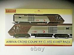 Hornby R3808 Cross Country Trains Hst Power Cars New