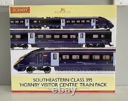 Hornby R3813 Hitachi Class 395 Javelin 4-car Hornby Visitor Centre Train Pack