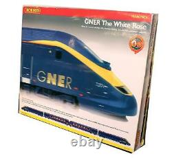 Hornby'oo' Gauge R2197 Gner'white Rose' 4 Car Train Pack