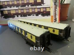 Hornby r2987x brighton belle 1934 2 car train pack dcc fitted