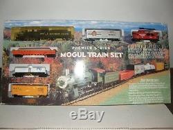 IHC HO 311 Mogul Train Set Southern Pacific 5 Cars