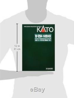KATO N Gauge Odakyu Romance Car NSE 3100 Cooling Expansion 11-Car Set 10-1284
