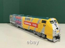 KATO N Gauge P42 VIACanada 916 29-720 Train Passenger Car Canada 150th Anni Logo