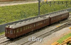 Kato 3-503 JNR Electric Train Type KUMOHA 41 + KUHA 55 2 Cars Set HO