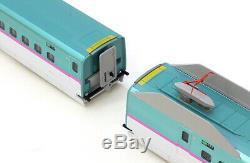 Kato 3-516 Series E5 Shinkansen Bullet Train Hayabusa 4 Cars Standard Set HO