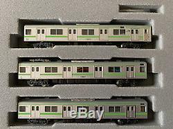 Kato N Gauge 10-331 205 JR Commuter Train Series E205 Kamanote Green Line 7 Cars