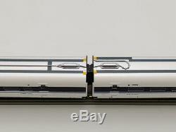 Kunter China Railway CRH380AL Hexie High Speed Train Add-on Set (8 cars)