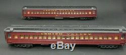 LEHIGH VALLEY CUSTOM PAINTED ALCO PA With 4 CAR PASSENGER TRAIN N SCALE LV