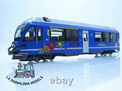 LGB 21225 DIGITAL RhB Class ABe 8/12 Allegra Powered Rail Car Train Arosa