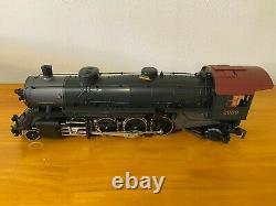 LGB 21872 PRR Mikado Steam Locomotive Pennsylvania Two Train Cars 2809